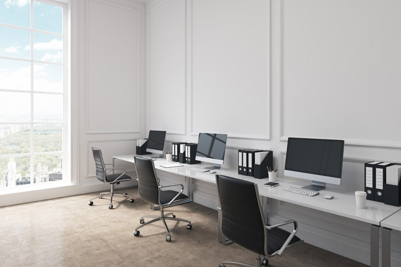 Location Bureau paris 8-bureau_double